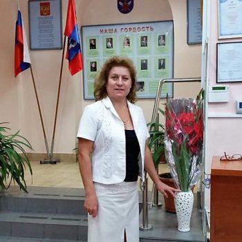 Полещук Любовь Мефодьевна