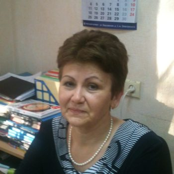 Кряжева Любовь Николаевна